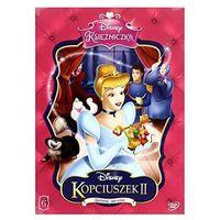Bajki, Disney Księżniczka. Kopciuszek 2. Spełnione marzenia [DVD]
