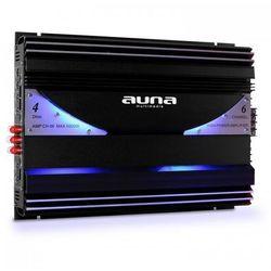 Auna AMP-CH06 6-kanałowy wzmacniacz samochodowy 570W RMS 5000W max.