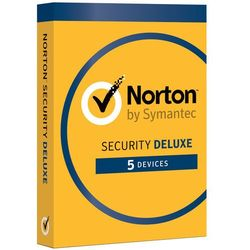 Oprogramowanie NORTON SECURITY DELUXE 3.0 PL 1 USER 5 DEVICES 12MO CARD MM