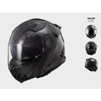 Kaski motocyklowe, KASK MOTOCYKLOWY LS2 FF313 VORTEX SOLID CARBON nowość 2021 roku