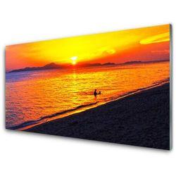 Panel Kuchenny Morze Słońce Plaża Krajobraz