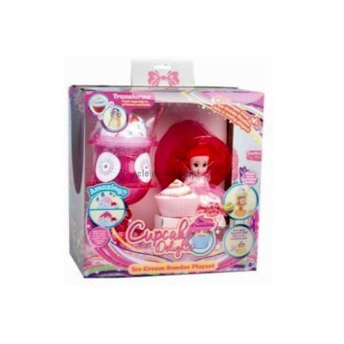 Lalki dla dzieci, Cupcakes Surprise Lalka Zestaw 3Y33HJ
