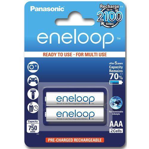 Akumulatorki, Akumulator PANASONIC Eneloop R03 AAA 800mAh 2szt.