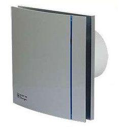 Wentylator łazienkowy cichy Silent Silver Design 100 CZ