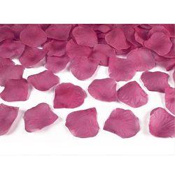 Płatki róż - różowe - 500 szt.