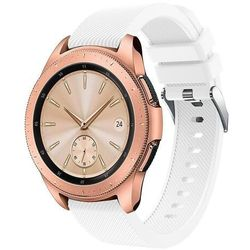 Pasek Smoothband do Samsung Galaxy Watch 42mm White