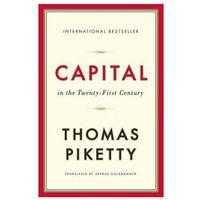 Biblioteka biznesu, Capital in the Twenty First Century (opr. miękka)