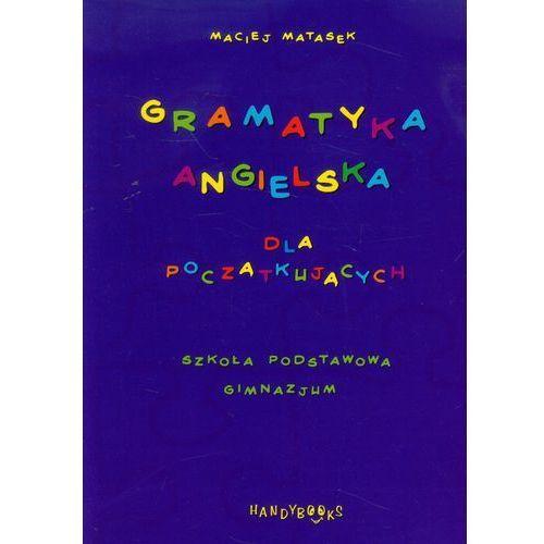 Książki do nauki języka, Gramatyka angielska dla początkujących