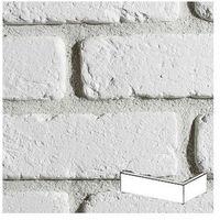 Kamień, PŁYTKA CEGŁOPODOBNA LOFT 1 WHITE NAROŻNIK OPAKOWANIE 1,17MB FIRMY STEGU