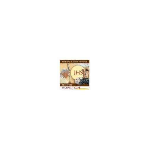 Muzyka religijna, Nieszpory Eucharystyczne. Modlitwy z Janem Pawłem II - płyta CD wyprzedaż 06/18 (-30%)