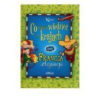 Książki dla dzieci, Co warto wiedzieć o krajach kolor TW GREG (opr. twarda)