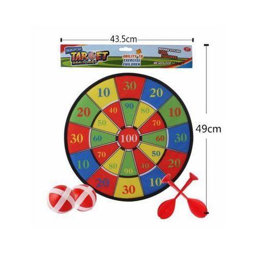 Kreatywne dla dzieci, Tarcza z rzutkami