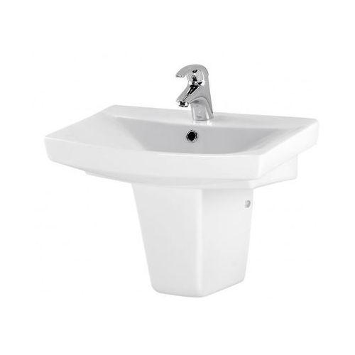 Umywalki, Umywalka 550 x 400 mm Cersanit Carina 55 K31-005