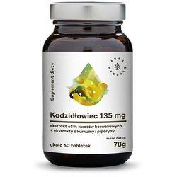 Kadzidłowiec ekstrakt + Kurkuma + Piperyna 60 tabl.