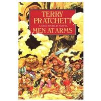 Książki do nauki języka, Men at Arms (opr. miękka)
