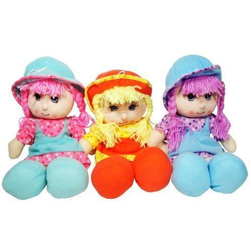 Lalki dla dzieci, Lalka SWEDE Q1640 Szmacianka Dorotka mówi po polsku