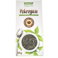 P_POZ Pokrzywa zwyczjna, herbata, 50 g DARMOWA DOSTAWA od 39,99zł do 2kg!