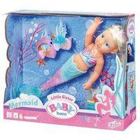 Lalki dla dzieci, Zapf Lalka Baby Born Pływająca syrenka