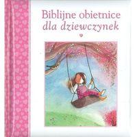 Książki dla dzieci, Biblijne obietnice dla dziewczynek (opr. twarda)