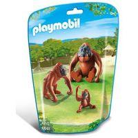 Klocki dla dzieci, Playmobil CITY LIFE Dwa orangutany z młodym 6648 - BEZPŁATNY ODBIÓR: WROCŁAW!