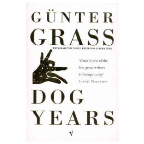 Książki do nauki języka, Dog Years (opr. miękka)