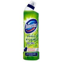 Płyny i żele do czyszczenia armatury, Żel do toalet Domestos Total Hygiene Lime Fresh 700 ml
