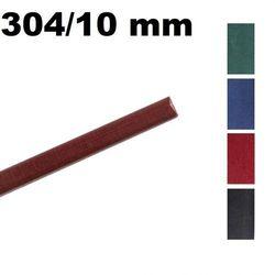 Kanały O.CHANNEL Classic 304 mm x 10 mm (do 90 kartek), zielone, 10 sztuk - Super Cena - Autoryzowana dystrybucja - Szybka dostawa - Porady - Wyceny - Hurt