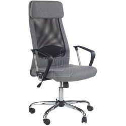 Fotel pracowniczy Halmar Zoom - gwarancja bezpiecznych zakupów - WYSYŁKA 24H