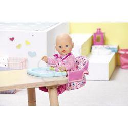 BABY born krzesło do jadalni z uchwytem do stołu