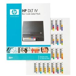 HPE DLT IV Bar Code Label Pack (Q2004A)