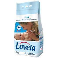 Proszki do prania, LOVELA Proszek do prania ubranek dziecięcych biel 5kg Promocja