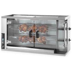 Rożen gazowy do kurczaków   8 - 10 kurczaków   9,4kW   1150x472x(H)605mm   AKCJA ZYSK