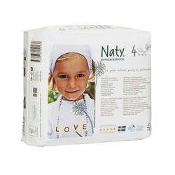 NATY NATURE BABYCARE Ekologiczne pieluszki 4 (7-18Kg) 27 Szt