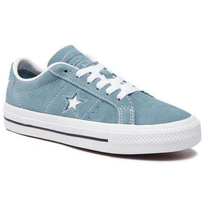 Converse Tenisówki one star pro ox 163254c celestial tealbla