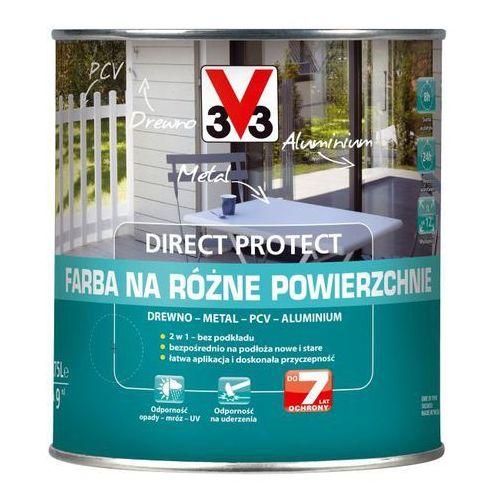 Farby, Farba na różne powierzchnie V33 Direct Protect taupe 0,75 l