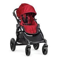 Wózki spacerowe, Wózek spacerowy City Select Baby Jogger (red)
