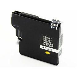 LC1100BK / LC980BK Tusz czarny do drukarek Brother dcp-145 / 165 / 195 / 365 / nowy zamiennik / 29ml.