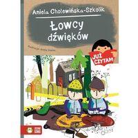 Książki dla dzieci, Łowcy dźwięków. Tom 15 - Aniela Cholewińska-Szkolik (opr. miękka)