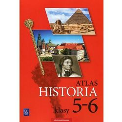 Atlas. Historia. Klasa 5-6. Szkoła podstawowa Praca zbiorowa (opr. miękka)
