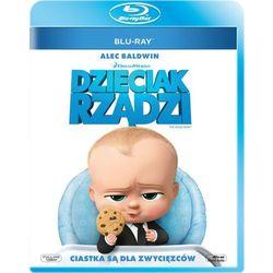 Dzieciak Rządzi (Blu-ray) - Tom McGrath. DARMOWA DOSTAWA DO KIOSKU RUCHU OD 24,99ZŁ
