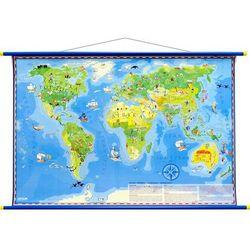 Mapa ścienna - Świat Młodego Odkrywcy