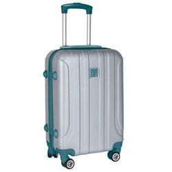 Mała walizka PASO szara 2Y38CR Oferta ważna tylko do 2023-03-11
