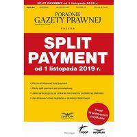 E-booki, Split payment od 1 listopada 2019 r.
