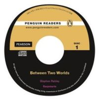 Książki do nauki języka, Between Two Worlds plus Audio CD Penguin Readers Original (opr. twarda)