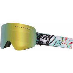 gogle snowboardowe DRAGON - Dr Nfxs 5 Flaunt Llgoldion+Lldksmk (101) rozmiar: OS