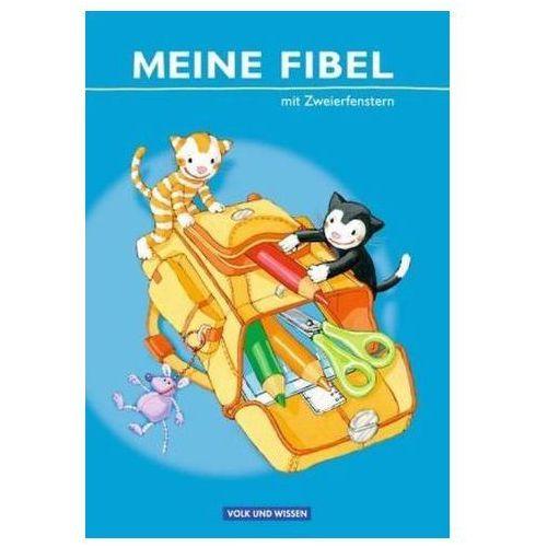 Pozostałe książki, Meine Fibel (mit Zweierfenstern) Hoffmann, Mariona