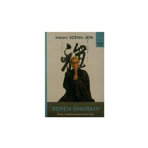 Książki o zdrowiu, medycynie i urodzie, Bęben Dharmy - Szeng-jen Mistrz