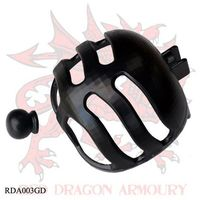 Akcesoria do sportów walki, Kosz i Głowica Synthetic Basket Hilt Guard and Pommel Set (RDA003GD)