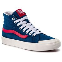 Pozostały skating, Sneakersy VANS - Sk8-Hi Reissue 13 VN0A3TKPVSS1 Sailor Blue/Tango Red