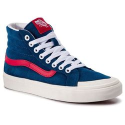 Sneakersy VANS - Sk8-Hi Reissue 13 VN0A3TKPVSS1 Sailor Blue/Tango Red